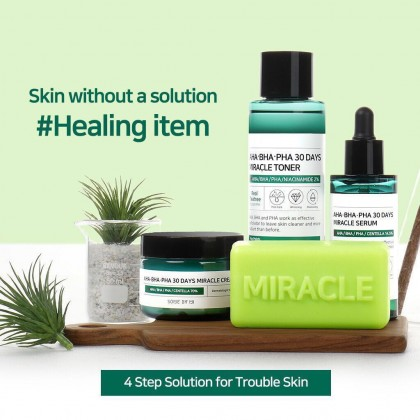 SOME BY MI - Snail Truecica Miracle Repair Starter Kit