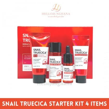 SOME BY MI - Snail Truecica Miracle Repair Starter Kit