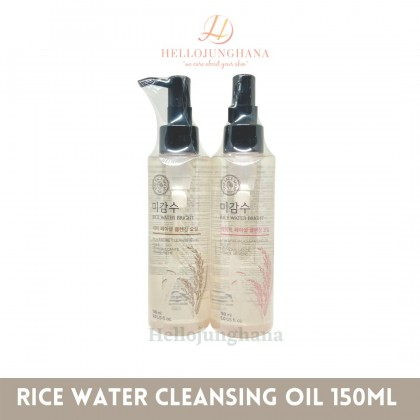 THE FACE SHOP - Rice Water Bright Cleansing Oil 150ml