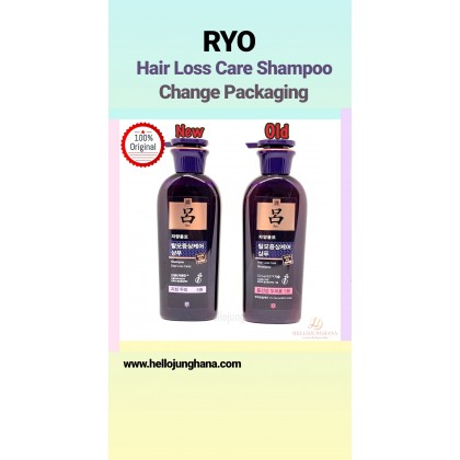 RYO - Hair Loss Care Shampoo ( 400ml )