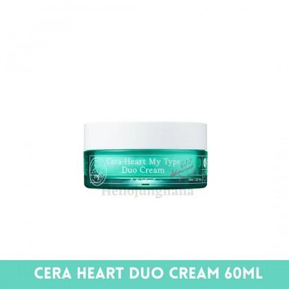 AXIS - Y Cera-Heart My Type Duo Cream ( 60ml )
