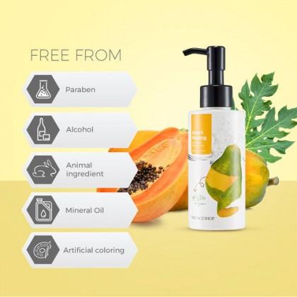 THE FACE SHOP Smart Peeling Mild Papaya 150ml